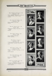 Page 15, 1926 Edition, Decatur High School - Decanois Yearbook (Decatur, IL) online yearbook collection