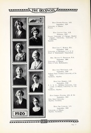 Page 16, 1926 Edition, Decatur High School - Decanois Yearbook (Decatur, IL) online yearbook collection