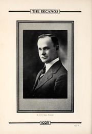 Page 12, 1929 Edition, Decatur High School - Decanois Yearbook (Decatur, IL) online yearbook collection