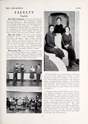 Page 23, 1938 Edition, Decatur High School - Decanois Yearbook (Decatur, IL) online yearbook collection