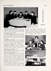 Page 25, 1938 Edition, Decatur High School - Decanois Yearbook (Decatur, IL) online yearbook collection