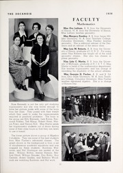 Page 27, 1938 Edition, Decatur High School - Decanois Yearbook (Decatur, IL) online yearbook collection