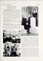 Page 31, 1938 Edition, Decatur High School - Decanois Yearbook (Decatur, IL) online yearbook collection
