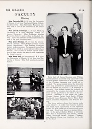 Page 32, 1938 Edition, Decatur High School - Decanois Yearbook (Decatur, IL) online yearbook collection