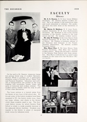 Page 33, 1938 Edition, Decatur High School - Decanois Yearbook (Decatur, IL) online yearbook collection