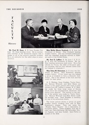 Page 34, 1938 Edition, Decatur High School - Decanois Yearbook (Decatur, IL) online yearbook collection