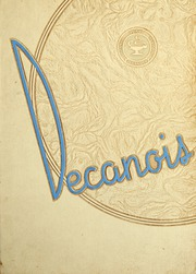 Page 1, 1945 Edition, Decatur High School - Decanois Yearbook (Decatur, IL) online yearbook collection