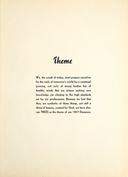 Page 13, 1947 Edition, Decatur High School - Decanois Yearbook (Decatur, IL) online yearbook collection