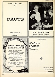 Page 252, 1947 Edition, Decatur High School - Decanois Yearbook (Decatur, IL) online yearbook collection