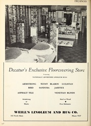 Page 268, 1947 Edition, Decatur High School - Decanois Yearbook (Decatur, IL) online yearbook collection