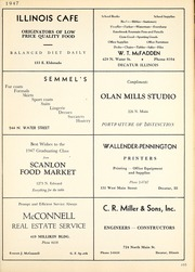 Page 275, 1947 Edition, Decatur High School - Decanois Yearbook (Decatur, IL) online yearbook collection