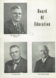 Page 12, 1949 Edition, Decatur High School - Decanois Yearbook (Decatur, IL) online yearbook collection