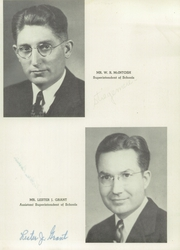 Page 13, 1949 Edition, Decatur High School - Decanois Yearbook (Decatur, IL) online yearbook collection