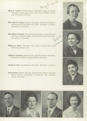 Page 15, 1949 Edition, Decatur High School - Decanois Yearbook (Decatur, IL) online yearbook collection