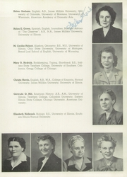 Page 17, 1949 Edition, Decatur High School - Decanois Yearbook (Decatur, IL) online yearbook collection