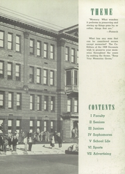 Page 7, 1949 Edition, Decatur High School - Decanois Yearbook (Decatur, IL) online yearbook collection