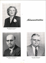 Page 16, 1955 Edition, Decatur High School - Decanois Yearbook (Decatur, IL) online yearbook collection