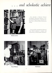 Page 12, 1963 Edition, Decatur High School - Decanois Yearbook (Decatur, IL) online yearbook collection