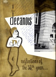 Page 6, 1963 Edition, Decatur High School - Decanois Yearbook (Decatur, IL) online yearbook collection