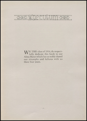 Page 11, 1914 Edition, East Aurora High School - Speculum Yearbook (Aurora, IL) online yearbook collection