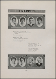 Page 17, 1917 Edition, East Aurora High School - Speculum Yearbook (Aurora, IL) online yearbook collection