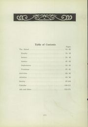 Page 8, 1920 Edition, East Aurora High School - Speculum Yearbook (Aurora, IL) online yearbook collection
