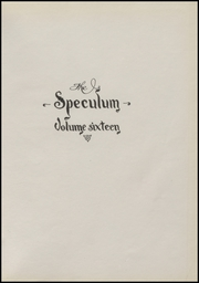 Page 5, 1928 Edition, East Aurora High School - Speculum Yearbook (Aurora, IL) online yearbook collection