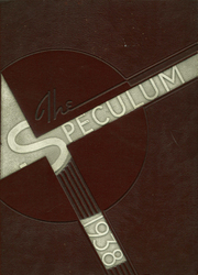 Page 1, 1938 Edition, East Aurora High School - Speculum Yearbook (Aurora, IL) online yearbook collection