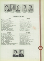 Page 17, 1938 Edition, East Aurora High School - Speculum Yearbook (Aurora, IL) online yearbook collection