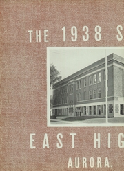 Page 6, 1938 Edition, East Aurora High School - Speculum Yearbook (Aurora, IL) online yearbook collection