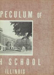 Page 7, 1938 Edition, East Aurora High School - Speculum Yearbook (Aurora, IL) online yearbook collection