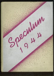 1944 Edition, East Aurora High School - Speculum Yearbook (Aurora, IL)