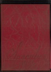 1946 Edition, East Aurora High School - Speculum Yearbook (Aurora, IL)