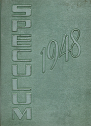 1948 Edition, East Aurora High School - Speculum Yearbook (Aurora, IL)
