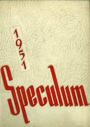 1951 Edition, East Aurora High School - Speculum Yearbook (Aurora, IL)