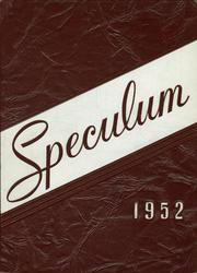 1952 Edition, East Aurora High School - Speculum Yearbook (Aurora, IL)