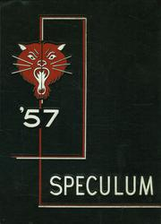 1957 Edition, East Aurora High School - Speculum Yearbook (Aurora, IL)