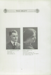 Page 17, 1917 Edition, Taylorville High School - Drift Yearbook (Taylorville, IL) online yearbook collection