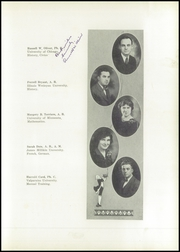 Page 15, 1928 Edition, Taylorville High School - Drift Yearbook (Taylorville, IL) online yearbook collection