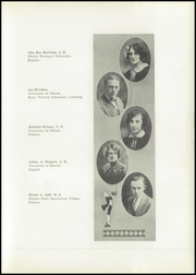 Page 17, 1928 Edition, Taylorville High School - Drift Yearbook (Taylorville, IL) online yearbook collection