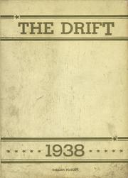 Taylorville High School - Drift Yearbook (Taylorville, IL) online yearbook collection, 1938 Edition, Page 1