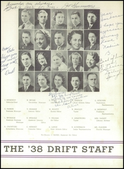 Page 11, 1938 Edition, Taylorville High School - Drift Yearbook (Taylorville, IL) online yearbook collection