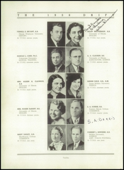 Page 16, 1938 Edition, Taylorville High School - Drift Yearbook (Taylorville, IL) online yearbook collection