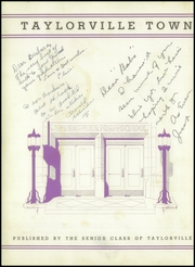 Page 6, 1938 Edition, Taylorville High School - Drift Yearbook (Taylorville, IL) online yearbook collection