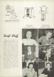 Page 12, 1945 Edition, Taylorville High School - Drift Yearbook (Taylorville, IL) online yearbook collection