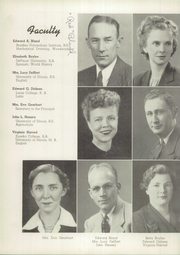 Page 16, 1945 Edition, Taylorville High School - Drift Yearbook (Taylorville, IL) online yearbook collection