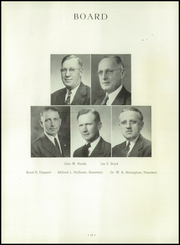 Page 14, 1946 Edition, Taylorville High School - Drift Yearbook (Taylorville, IL) online yearbook collection
