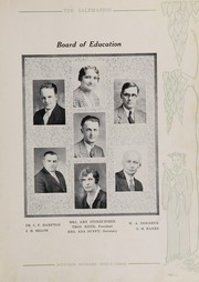 Page 13, 1933 Edition, Salem Community High School - Salemarion Yearbook (Salem, IL) online yearbook collection