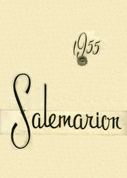 Page 1, 1955 Edition, Salem Community High School - Salemarion Yearbook (Salem, IL) online yearbook collection
