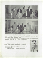 Page 10, 1955 Edition, Salem Community High School - Salemarion Yearbook (Salem, IL) online yearbook collection